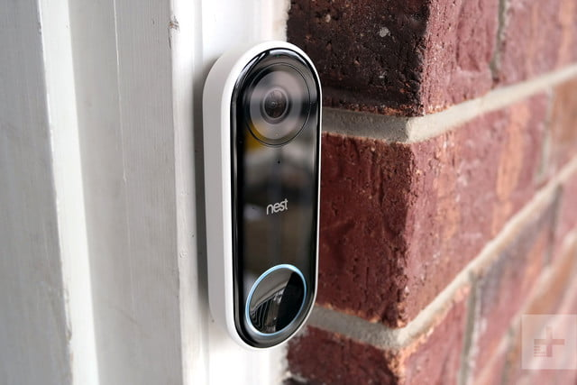 Nest Hello Doorbell with Installation